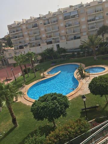 A VOIR , A LOUER ,  ESPAGNE APPARTEMENT !!!!!!!!!! - El Tossalet - Apartamento