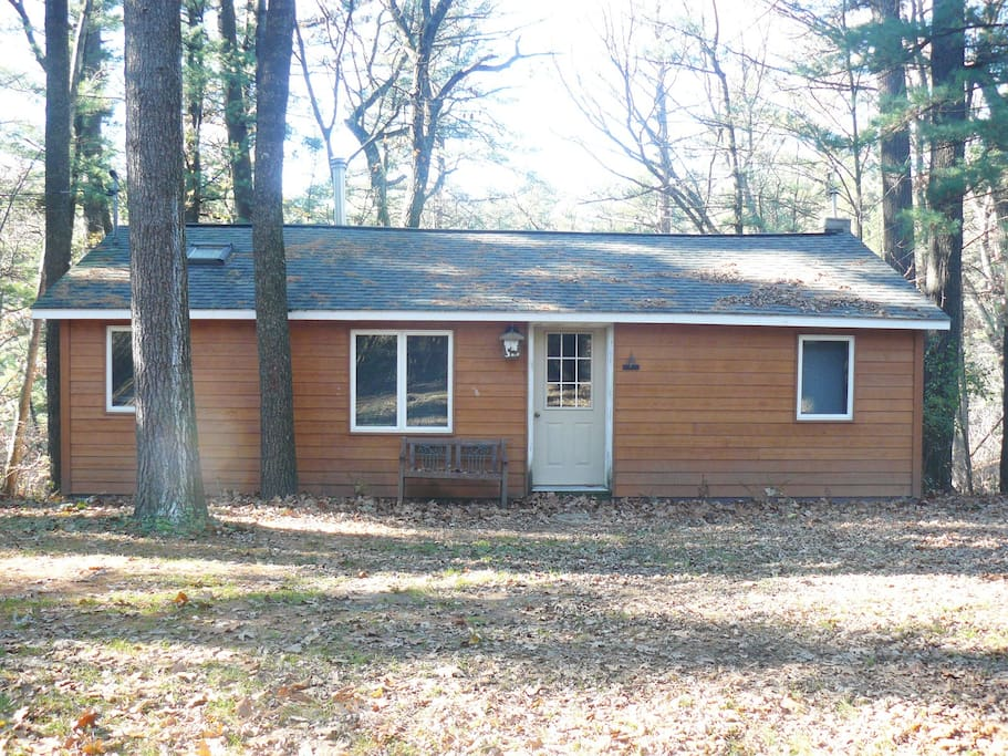 Tall Pines Villa Cabins For Rent In Baraboo Wisconsin