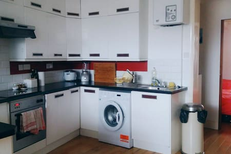 private room 5 mns walking from South Ealing - Londres - Apartamento