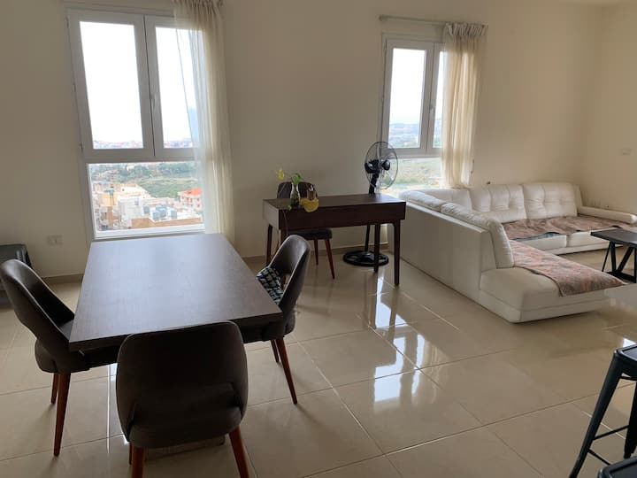 Fully furnished Apartment- Cloe building- Batroun