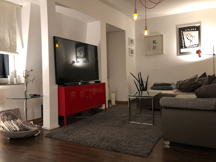 Maisonette Apartment in historical Center