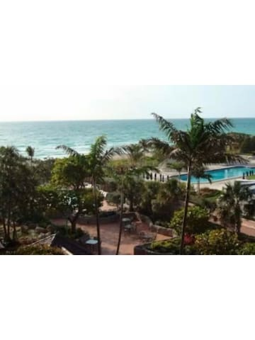 OCEAN VIEW STUNNER! 2 BEDROOM W/ BALCONY 1AX2ADZF - Miami Beach - Condominio
