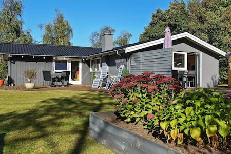 Beautiful Holiday Home in Skjern with Terrace