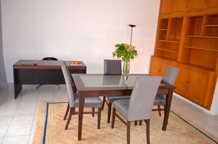 Appartement 2 chambres en plein centre de Rabat - Rabat - Apartemen