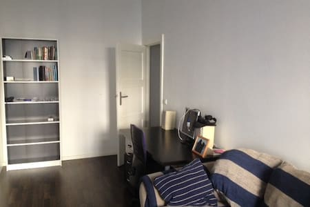 Flat in Berlin; 20 minutes to Alexanderplatz - Berlin
