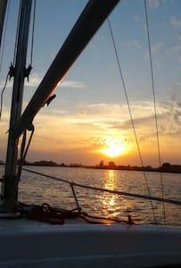 Segelboot für 4 Personen Yachtcharter - Uitwellingerga
