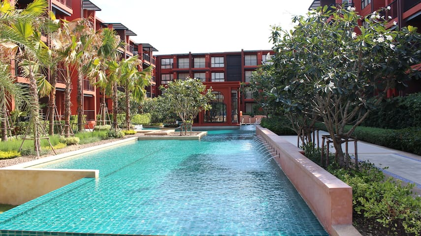Beautiful cozy condo fully equipped - Tambon Hua Hin - Apartemen