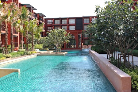 Beautiful cozy condo fully equipped - Tambon Hua Hin - 公寓