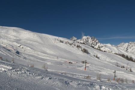 Ski et soleil - Puy-Saint-Vincent