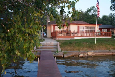 Big Platte Lake Cabin - Honor - Hus