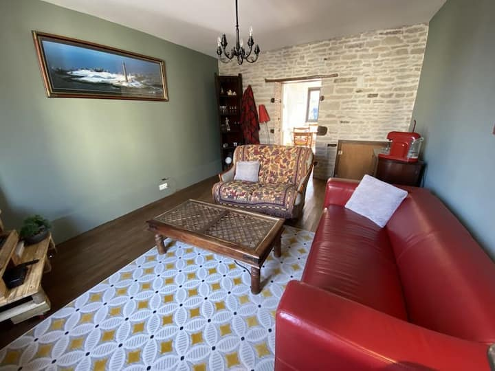 Maison cosy en Champagne-Ardenne