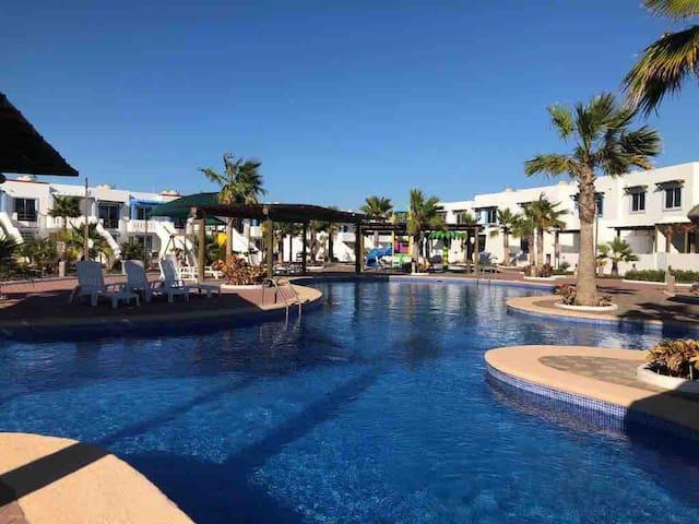 Tranquila Casa completa Santorini, Nuevo Altata