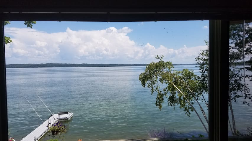 Leech Lake Walker Bay 3 bedroom vacation home