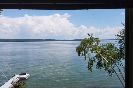 Leech Lake Walker Bay 3 bedroom vacation home