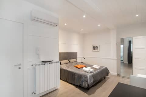 Extremely New, Bright Apartment in Central Rome!