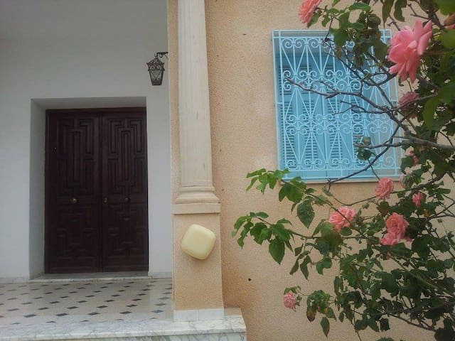 Villa des roses et des jasmins