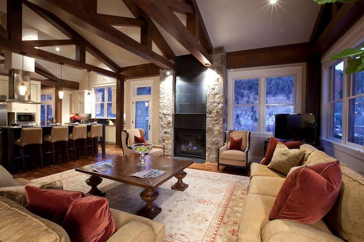 Telluride Luxury for Multi-Generational Mountain Retreat @ Auberge Element 52 (E5)
