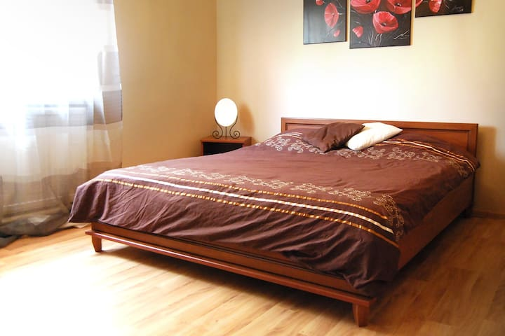 Nadis, przestronny apartament - Darlowo - Lakás