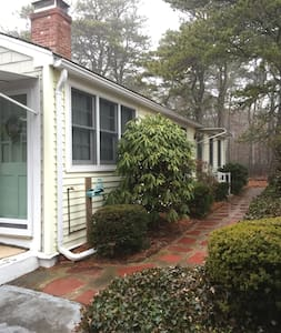 Seaside Pines - Comfy Cottage - Walk to Beach - Dennis - Haus