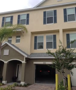 Deluxe 3 bed town house with private dock - Tarpon Springs - Társasház