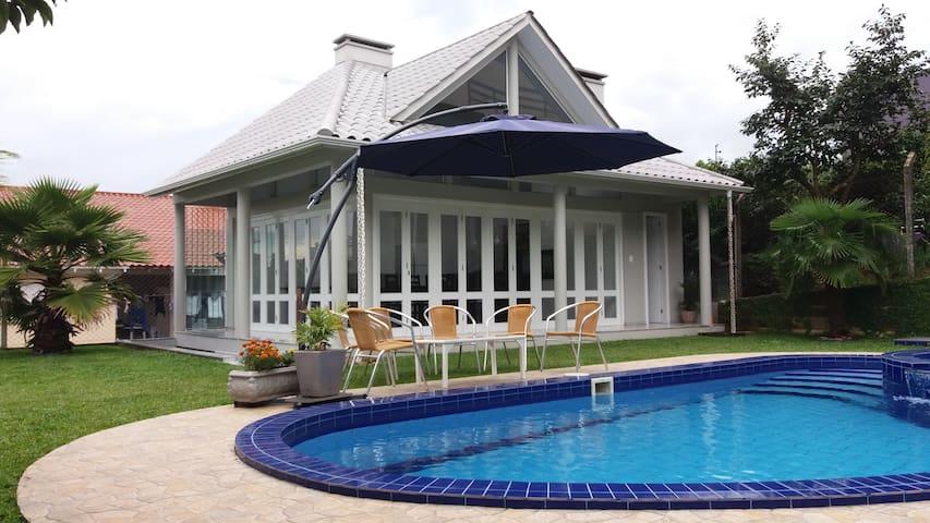 Casa da Piscina, Bento Gonçalves - Serra Gaúcha