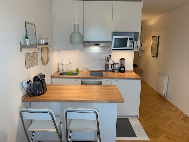 Coasy & Modern Studio Apartment, Zagreb Center