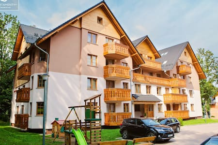 Apartament GREY - Karpacz - Flat