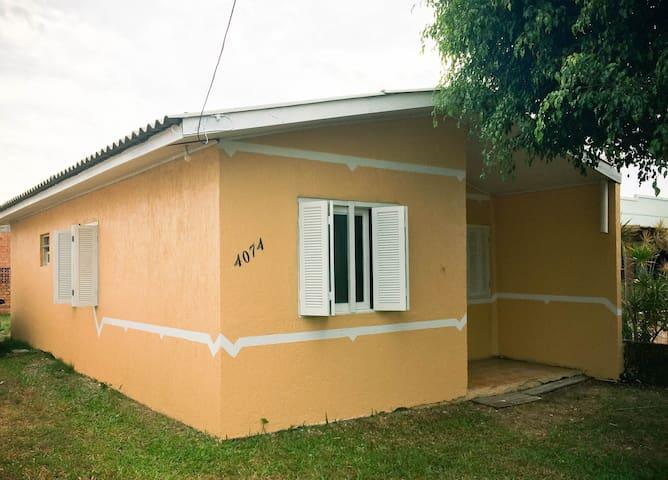 Casa Praia Capão Novo-Capão da Canoa 3 quartos
