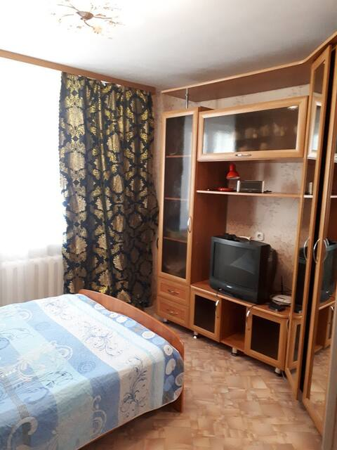 Двухкомнатная квартира в GORNOZAVODSK