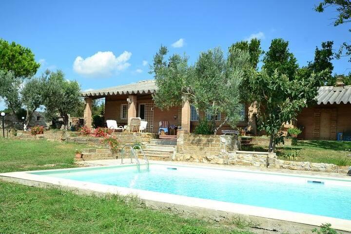 Pelagaccio. Full Natural Experience - Riparbella - Villa