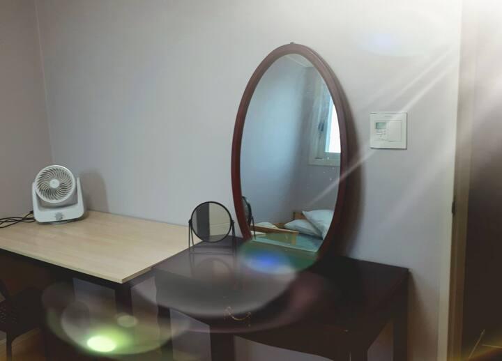 여성전용 개인실