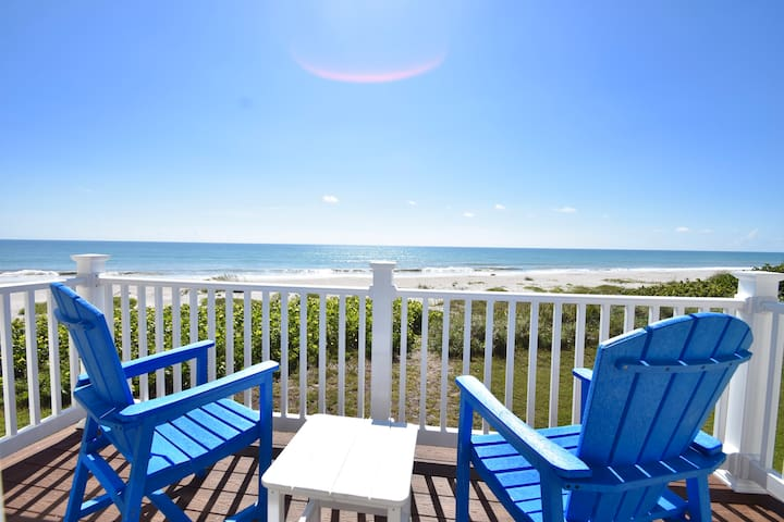 WaveSafari Direct Oceanfront Luxury Townhouse - Indialantic - Adosado
