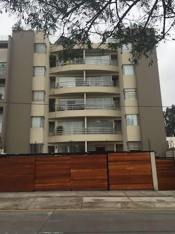 Cómoda habitación en san borja - San Borja - Apartment