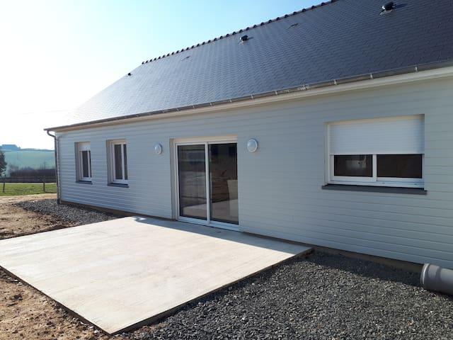 Maison neuve 100m2 avec terrasse