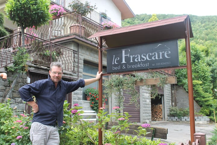 Le Frascare B&B - La Cà - Bed & Breakfast