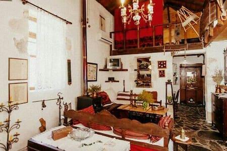 Historic cretan mansion'Kruonerida' - Vafes