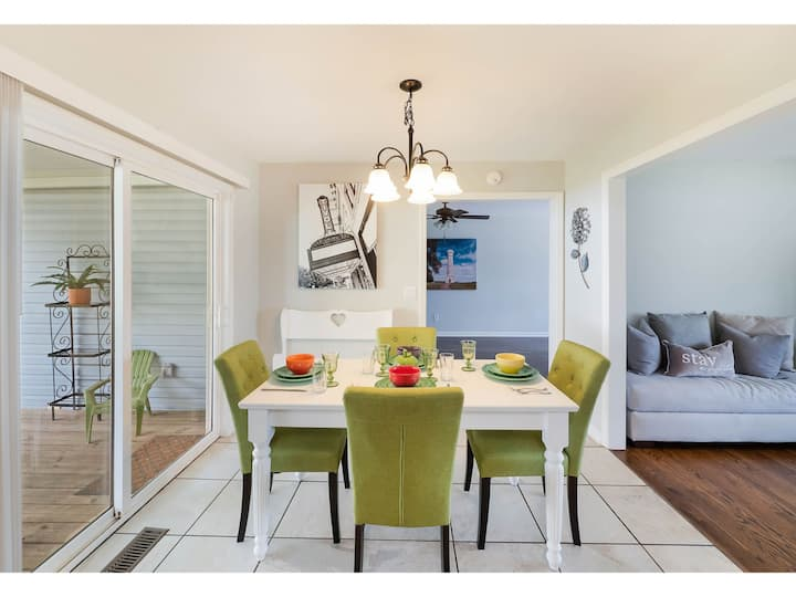 Blue Mill House, Pet Friendly Home near Downtown Chattanooga