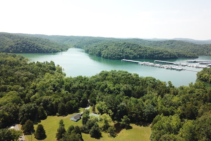 Anglers Outpost - Dale Hollow Lake - Willow Grove