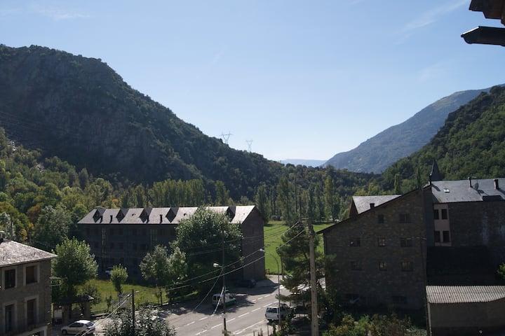 Apartamento rústico en la Vall de Cardós