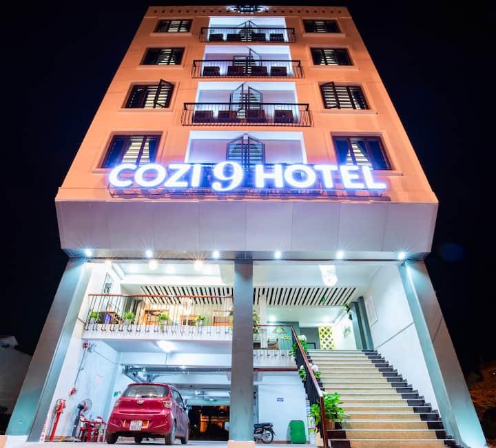 Cozi 9 Hotel- Ngủ ngon, ngủ sạch, nghỉ an toàn
