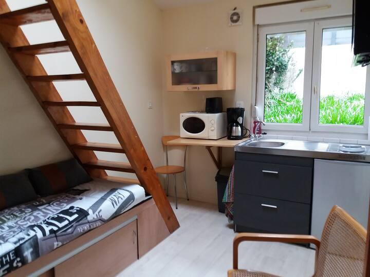 Studio cocooning au Frugy
