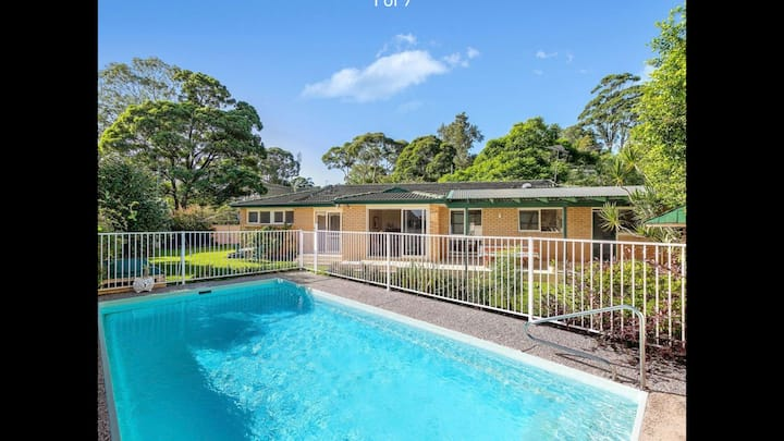 Sydney Pool House: 20 minutes to Manly