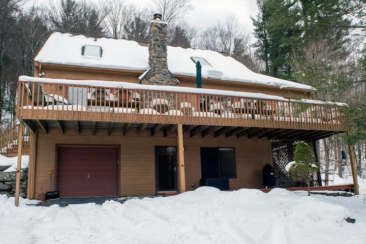 Mountainside home in Phoenicia!