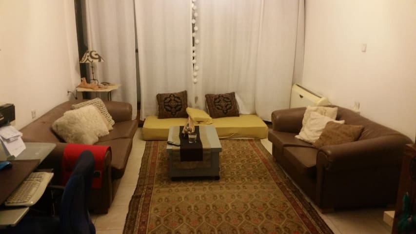 private room at lovely Bavly-your home in Tel Aviv