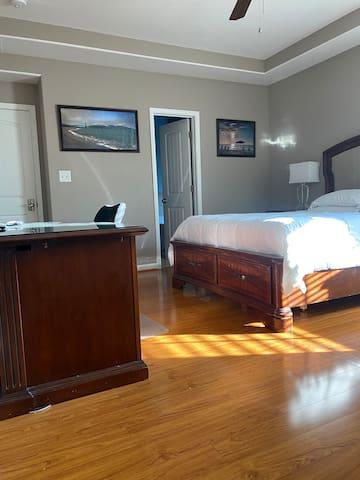 1st Master Bedroom in 2nd floor.