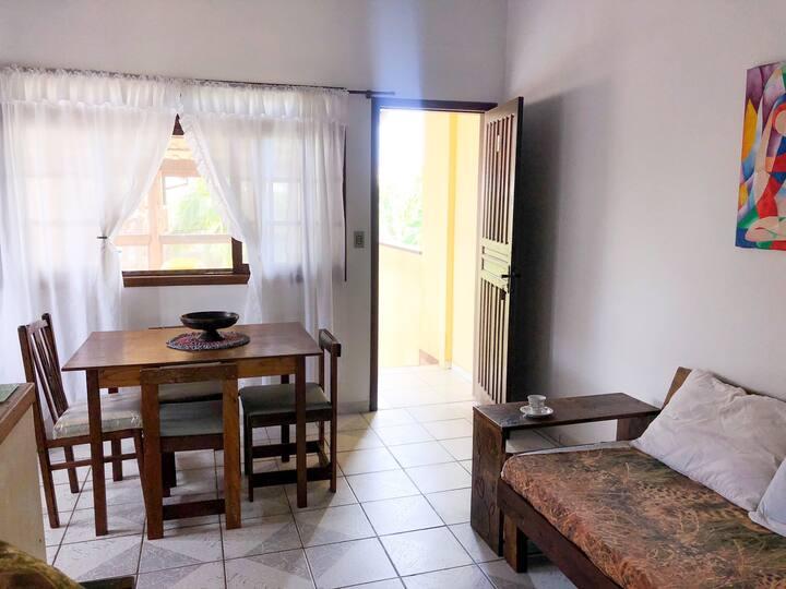 Espaço inteiro - 2 Quartos, Sala, Cozinha, Ar cond