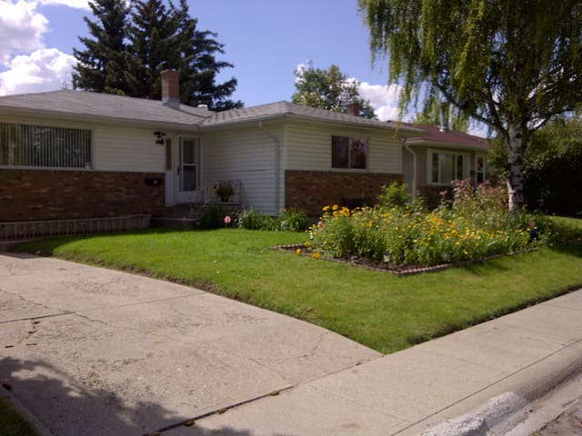 Private basement suite close to Heritage Park SW