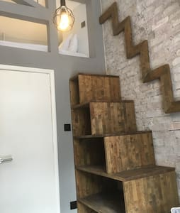Central stunning Love Hut studio. - London - Apartment
