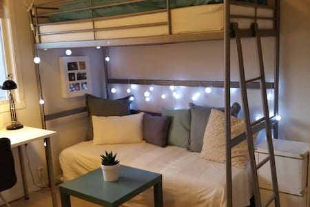 Nice and spacious room in central, cosy Sagene - Byt