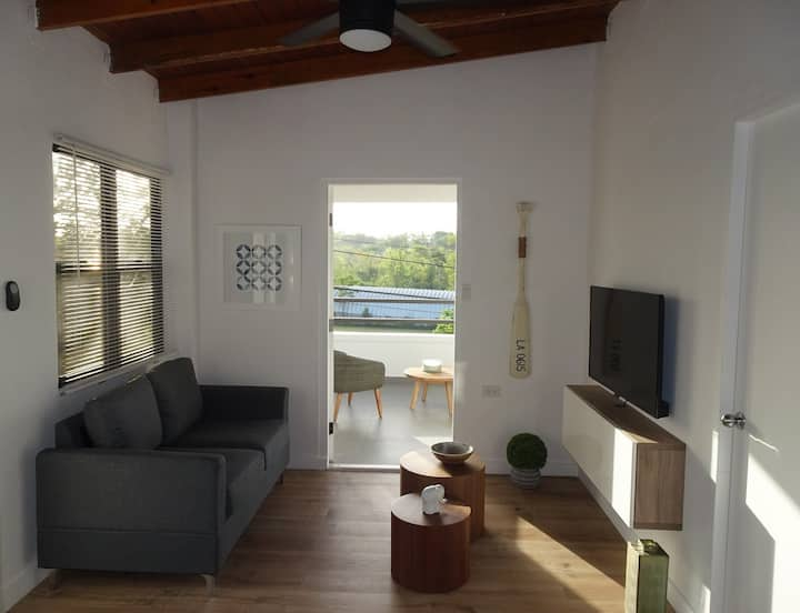 Casablanca #3, WiFi, parking, A/C near Boqueron